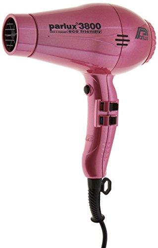 Parlux secador 3800Eco Friendly Cerámica Iónico rosa 2100W