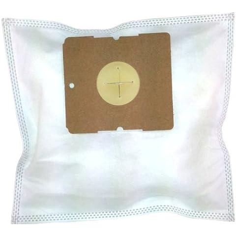 20sacchetti per aspirapolvere in tessuto non tessuto adatto per Aldi FIF DV 102