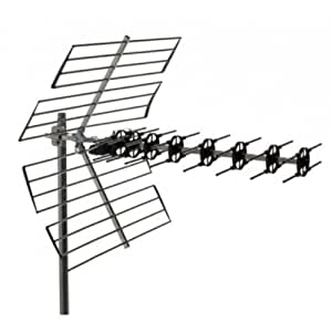 Alcad Antenne terrestre tnt - Mx 046