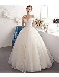 Amazon.fr   robe sirene - 200 à 500 EUR   Robes de mariage ... d4dd150c13b