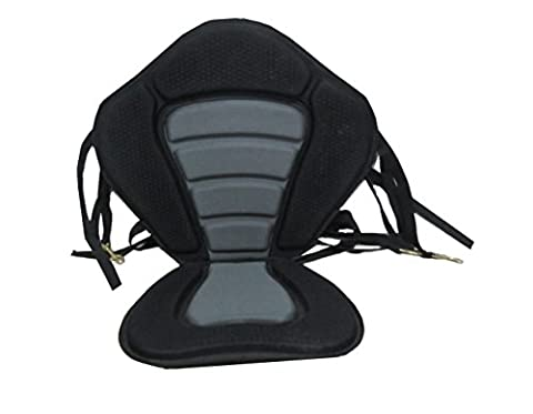 Lakikey Kayak Seat Anti skid EVA Pad Detachable Back Backpack/Bag Canoe Backrest