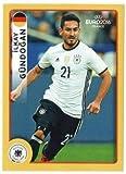 Panini McDonald´s Sticker M6 Ilkay Gündogan UEFA EURO 2016 FRANCE