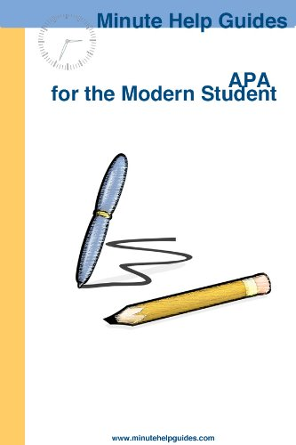Apa for the modern student a practical guide for citing internet apa for the modern student a practical guide for citing internet and book resources by ccuart Images
