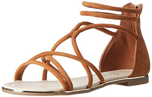 Another Pair of Shoes Femme Sandales Bout Ouvert Marron (Mid Brown21)