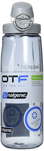 Nalgene Trinkflasche On The Fly 0.65 L Grau -
