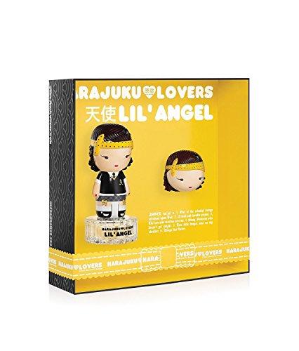 Gwen Stefani Harajuku Lovers Lil Angel Geschenkset 30ml EDT + 1.2g Solid Perfume