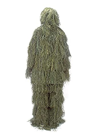 Joryn Ghillie Suit Tenue Camouflage ghillie 3D Sniper Chasse Des