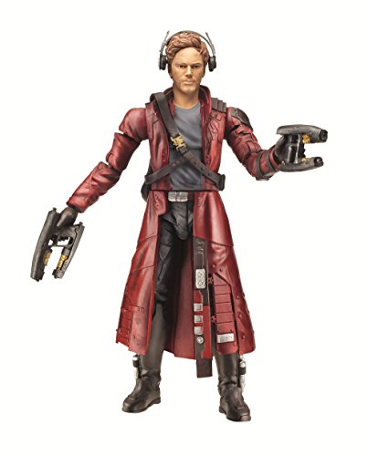 Marvel Guardianes de la Galaxia - Figura de Rapid Revealers Star Lord 5
