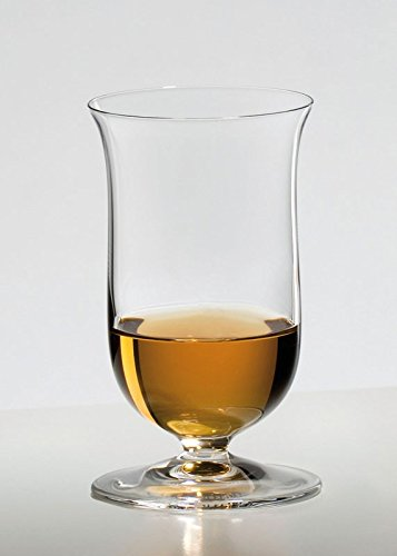 Riedel Vinum Leaded Crystal Single Malt Whiskey Glass, Set of 4 by Riedel -