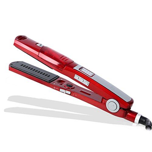 Hair straightener Glätteisen Haarglätter für glatte Haare Steam Styler GM-1991 (Spannung Linie Die Gehäuse)