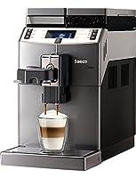 - Cappuccino One-Touch - 2 tazze di caffè contemporaneamente - Distributore di acqua calda (senza vapore) - Cappuccinatore Pinless Wonder integrato - Lame in ceramica