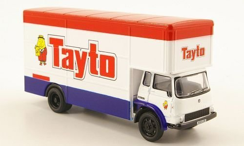 bedford-tk-mr-tayto-model-car-ready-made-oxford-176-by-oxford