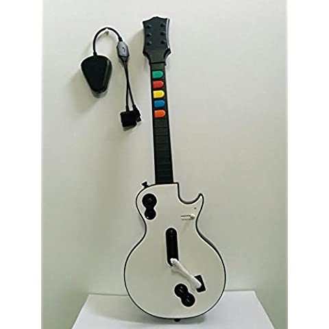Alechip - Guitarra inalambrica ps3/ps2 2.4