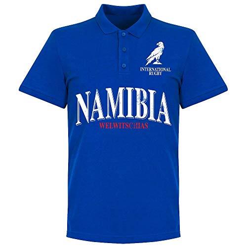 Namibia Rugby Polo Shirt - blau - XL
