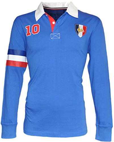 Polo FRANCE - Collection supporter Rugby - Taille adulte homme