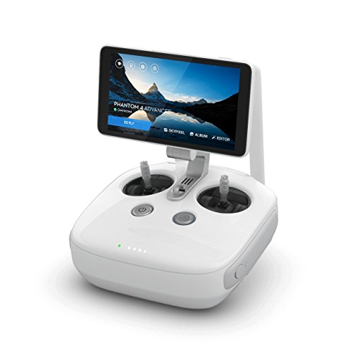 DJI - Phantom 4 Advanced Plus - Drone Quadricoptère avec Caméra