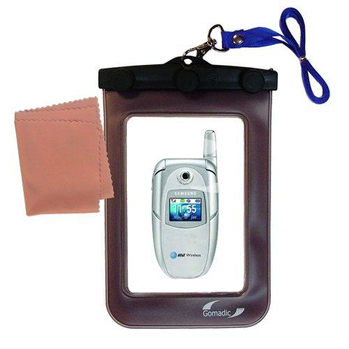 Wetter- und Wasserfeste Tasche für die Samsung SGH-E316 / E317