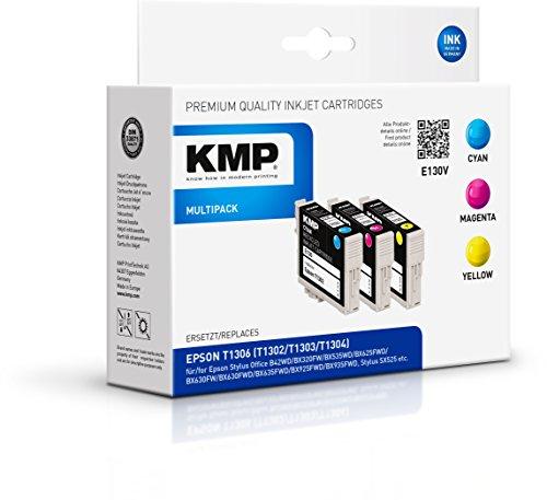 Preisvergleich Produktbild KMP Multipack für Epson Stylus SX525WD, E130V