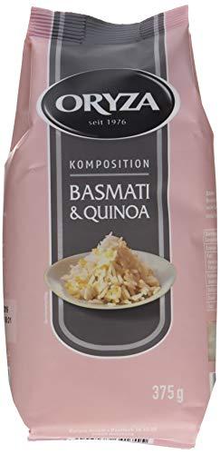 Oryza Komposition Basmati & Quinoa, 5er Pack (5 x 375 g)