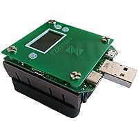 Yzxstudio testeur de batterie Charge Zl1100 par Kaayee en 0-24 V 0-3 A réglable en 0,0001 A et 0,0001 V prenant en charge 99% protocole de chargement avec ventilateur de refroidissement
