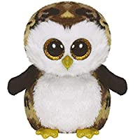 1PC Cute Owl Plush Doll Stuffed Animal Plush Toy Gifts For Kids Home Plush Ornament (Medium)