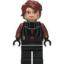LEGO Star Wars - Figura de Anakin Skywalker (del juego 7957) con espada láser