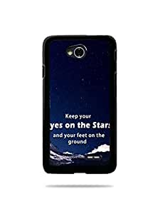 alDivo Premium Quality Printed Mobile Back Cover For LG L70 / LG L70 Back Case Cover (MKD1006)