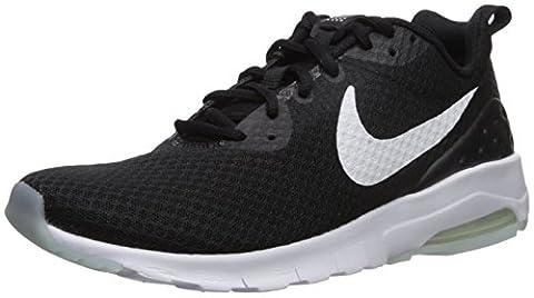Nike Wmns Air Max Motion Lw, Entraînement de course femme, Blanc Cassé - Blanco (Black / White),