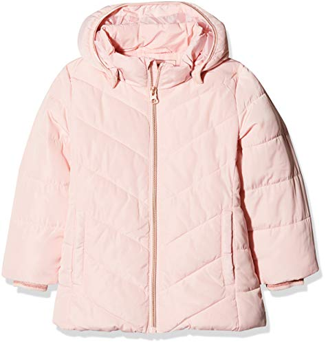 cccf7e707959e NAME IT Baby-Mädchen Jacke NMFMIL Puffer Jacket Camp Rosa Strawberry Cream