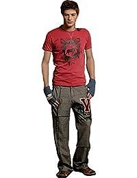 VSCT Hose Customized Wolfpant Man. Weicher, strapazierfähiger Materialmix. Locker geschnitten im Loose Fit Style für höchsten Tragekomfort.