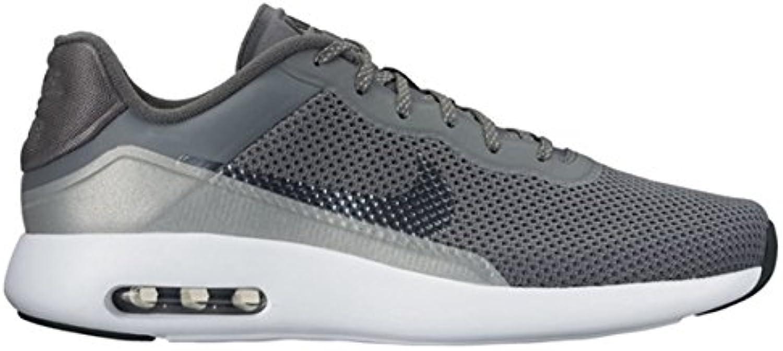 Nike Air Max Modern se, Unisex, DARK GREY/DARK GREY-REFLEC, 10