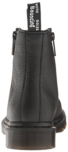 Dr. Martens 2976 W / Zips, Bottes Chelsea Femme Noir (noir 001)