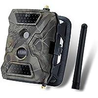 Fotocamera Libera installazione di presenza camuffata per cacciatore con trasmissione GSM