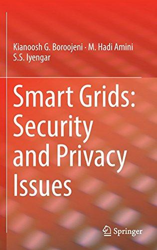 Preisvergleich Produktbild Smart Grids: Security and Privacy Issues