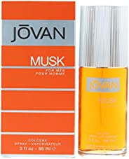 Jovan Musk - perfume for men 88 ml - EDC Spray