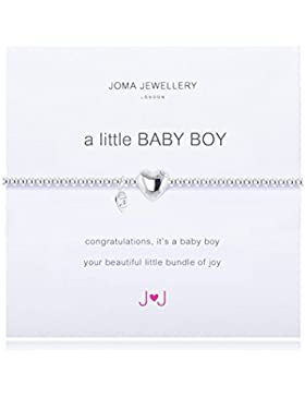 Joma Jewellery A Little Baby Boy Armband