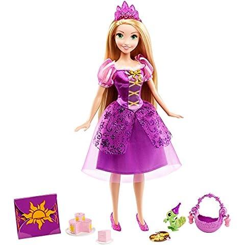 Rapunzel Disney Royal Celebración (Mattel CJK92)