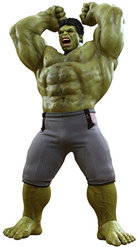 Hot Toys Movie Masterpiece - The Hulk Deluxe Set: Avengers Age Of Ultron Picture