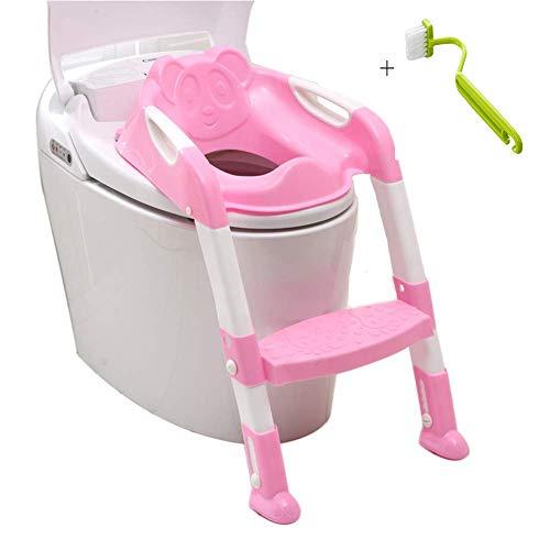 Da.WA vasino sedile con scaletta per bambini sedile copri-WC bambini pieghevole Infant vasino