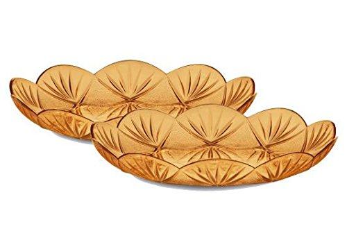 easy-bake-set-2-vassoi-plastica-oro-cm33-15741c