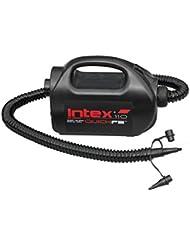 Intex 68609 - Set de hinchador eléctrico y boquilla de aguja, 220-240 V