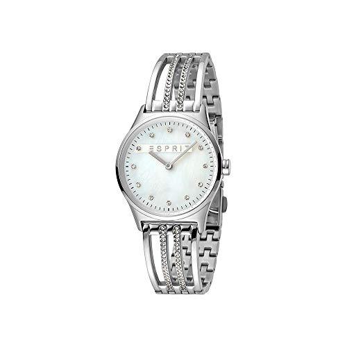 Esprit es1l050m0015Unity Silver Mop–Reloj de Pulsera para Mujer