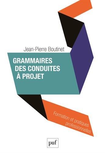 Grammaires des conduites  projet