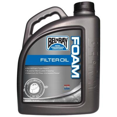 Lubrifiant pour filtre à air 4 L Foam Filter Oil