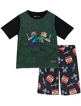 Minecraft - Pijama para Niños - Minecraft