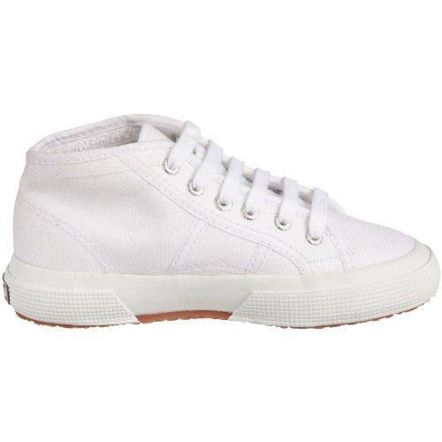 Superga 2754- JCOT CLASSIC S001LW0 Unisex-Kinder Sneaker Weiß (White 901)