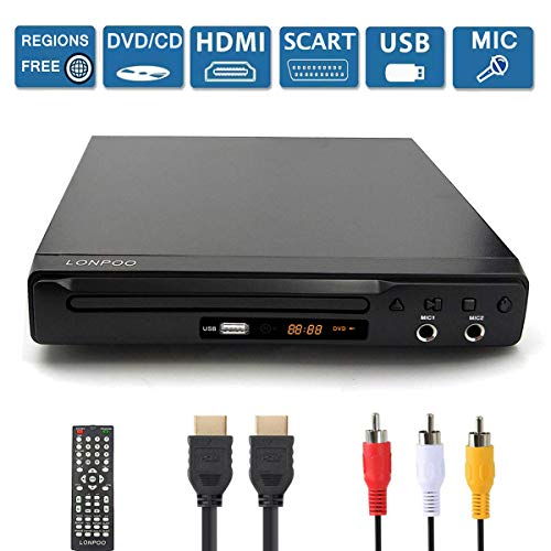 LP-077 Reproductor de DVD Región Multizona