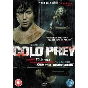 Cold Prey/Cold Prey 2 [DVD] [2006]
