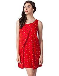 Zink London Women's Body Con Dress