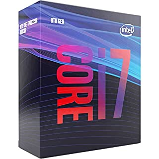 Processeur Intel Core i7-9700 3, 0 GHz (Coffee Lake) Sockel 1151 - Boxed (B07S1MWTQ3) | Amazon price tracker / tracking, Amazon price history charts, Amazon price watches, Amazon price drop alerts